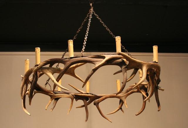 Из рогов оленя своими руками 70